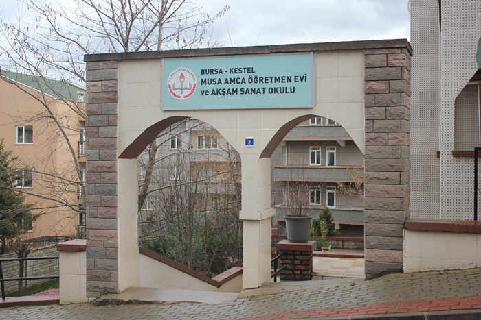 Bursa Kestel Musa Amca Öğretmenevi