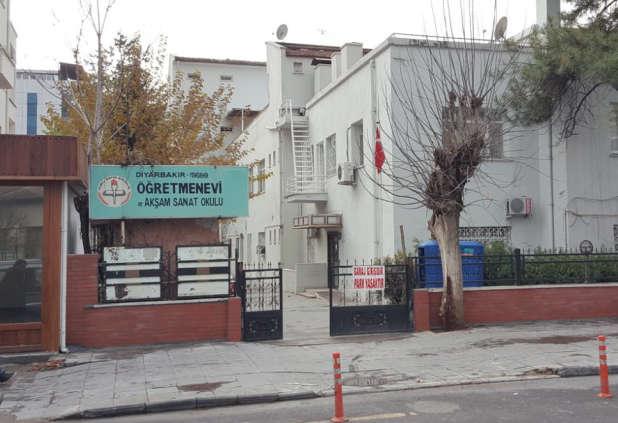 Diyarbakır Yenişehir Öğretmenevi